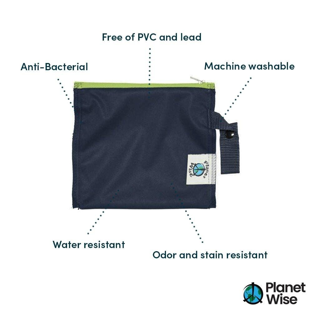 Planet Wise Mini Lite Wet Bag - Coffee Before Talkie
