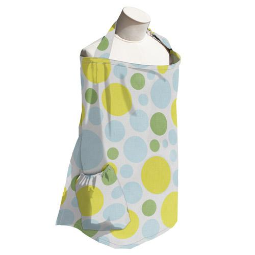 Planet Wise Nursing Cover - Spring Dot
