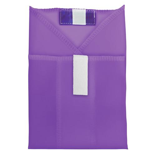 Planet Wise Reusable Tinted Sandwich Wrap - Purple