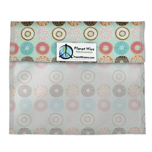 Planet Wise Reusable Window Bag - Donut Delight