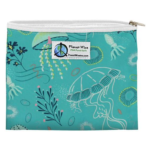 Planet Wise Reusable Zipper Sandwich Bag - Jelly Jubilee