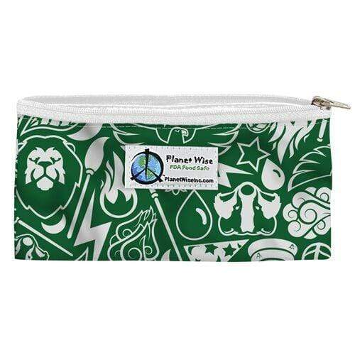 Planet Wise Reusable Zipper Snack Bag - Ambition