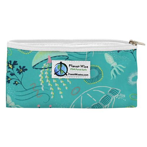 Planet Wise Reusable Zipper Snack Bag - Jelly Jubilee