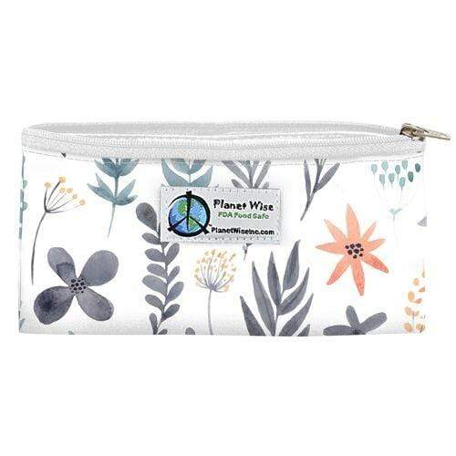 Planet Wise Reusable Zipper Snack Bag - Make A Wish