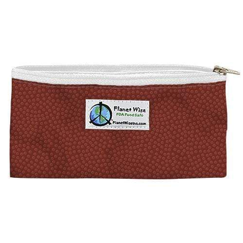 Planet Wise Reusable Zipper Snack Bag - Tight End