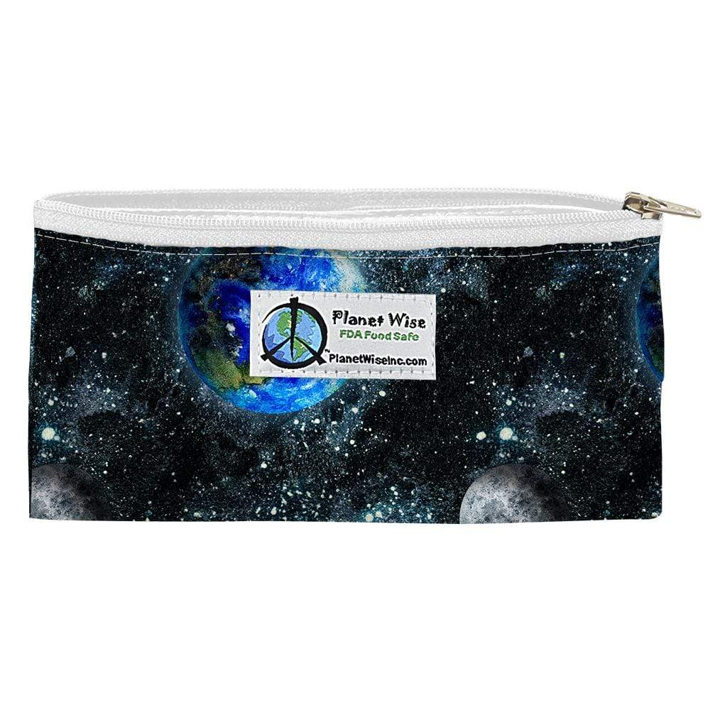 Planet Wise Reusable Zipper Snack Bag - Via Galactica