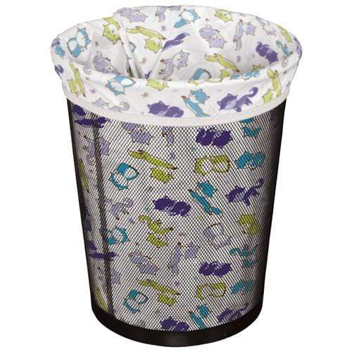 Planet Wise Small Diaper Pail Liner - Foxy Frolic S