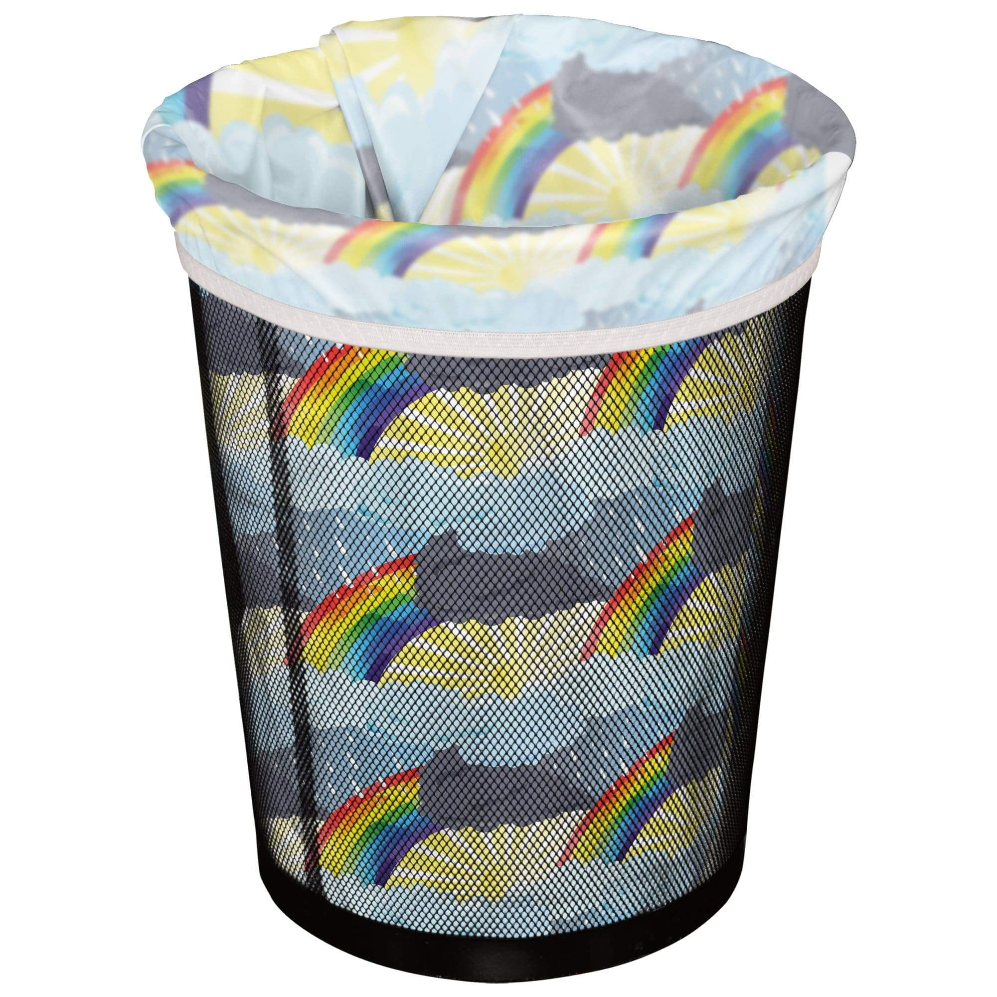 Planet Wise Small Diaper Pail Liner - Through The Storm S