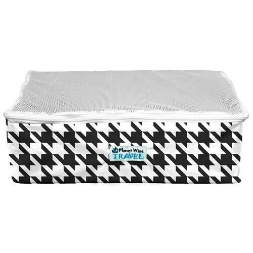 Planet Wise Small Packing Cube - Houndstooth Tour S