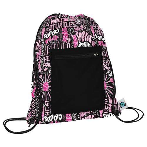 Planet Wise Sports Bag - Pink Splash