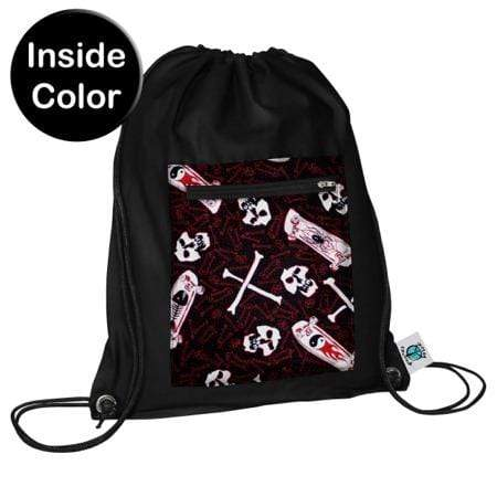 Planet Wise Sports Bag - Red Skate