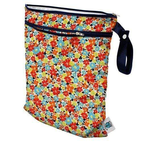 Planet Wise Wet/Dry Bag - Fancy Pants M