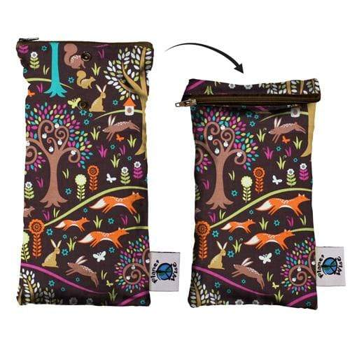Planet Wise Wipe Pouch - Jewel Woods