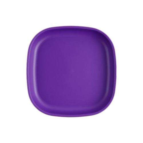 "Re-Play 9"" Flat Plate - Amethyst"