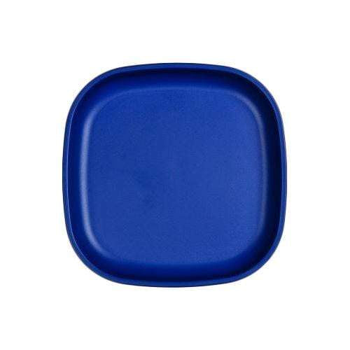 "Re-Play 9"" Flat Plate - Navy Blue"