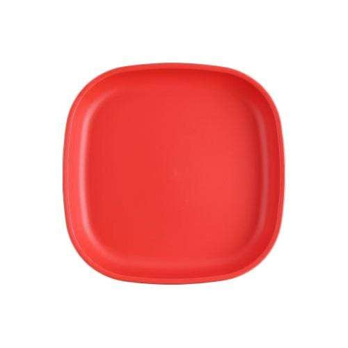 "Re-Play 9"" Flat Plate - Red"