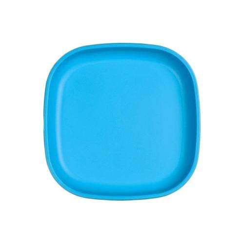 "Re-Play 9"" Flat Plate - Sky Blue"