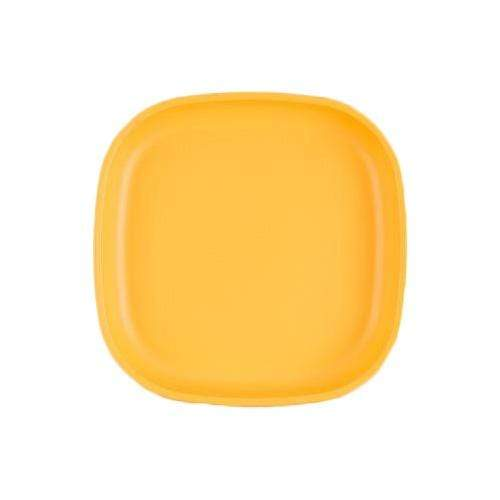 "Re-Play 9"" Flat Plate - Sunny Yellow"