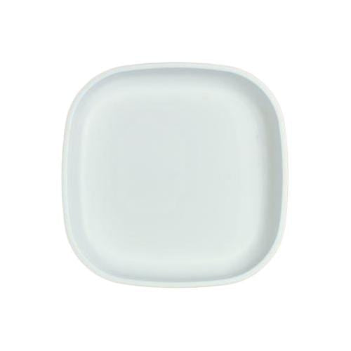 "Re-Play 9"" Flat Plate - White"