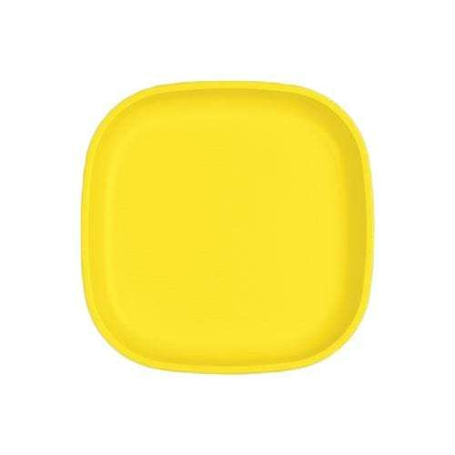 "Re-Play 9"" Flat Plate - Yellow"