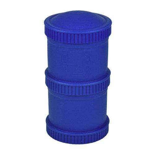 Re-Play Snack Stack 2 Pack - Navy Blue