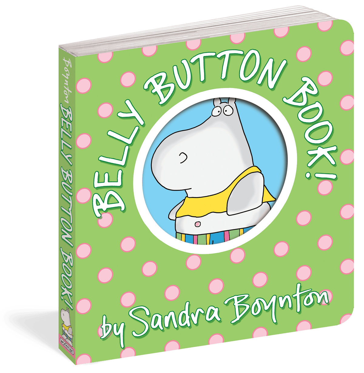 Sandra Boynton:  Belly Button Book