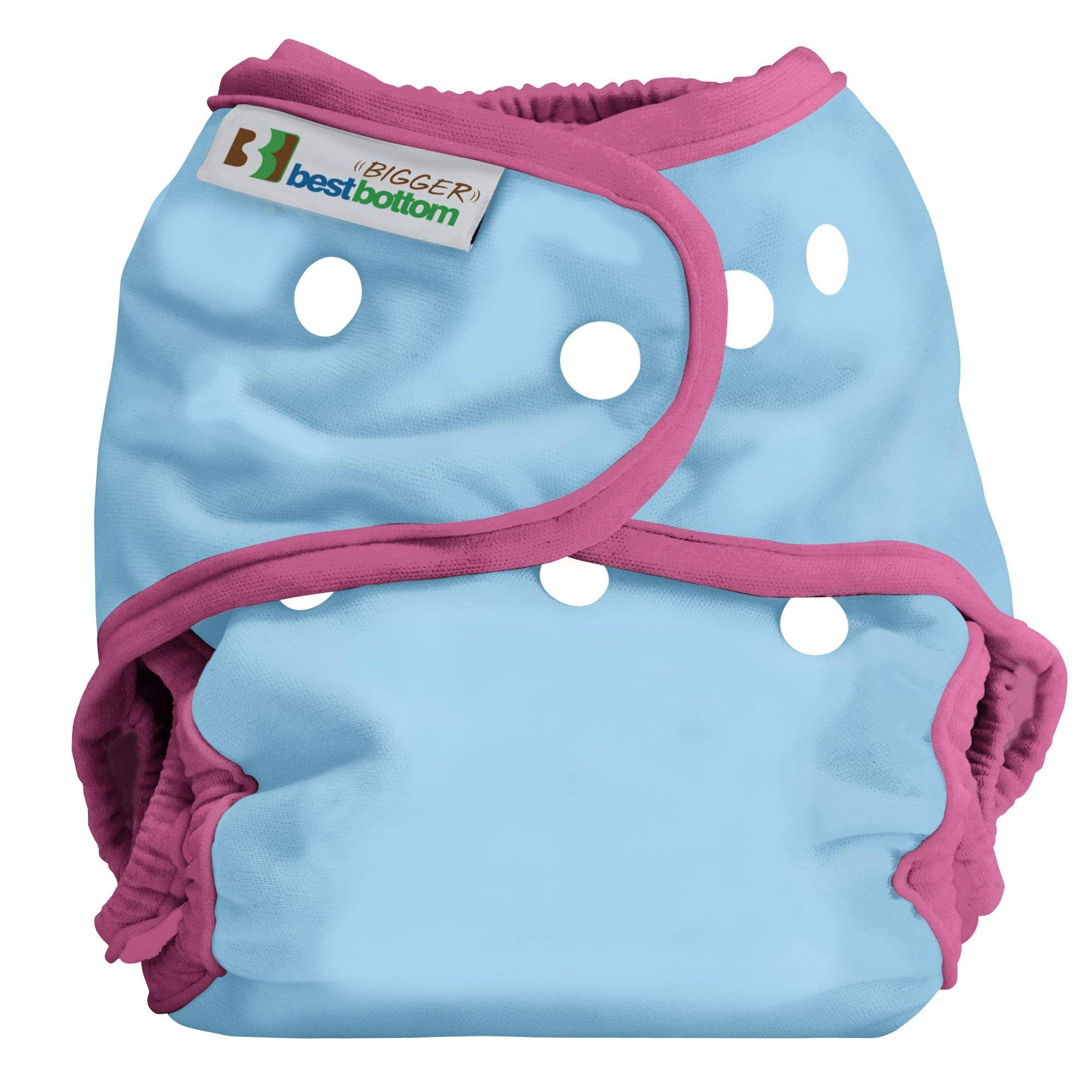 SECONDS - Best Bottom BIGGER All In Two Diaper Cover - Bo Peep