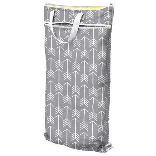 SECONDS - Planet Wise Hanging Wet/Dry Bag - Aim Twill