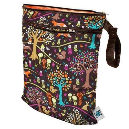 SECONDS - Planet Wise Wet/Dry Bag - Jewel Woods