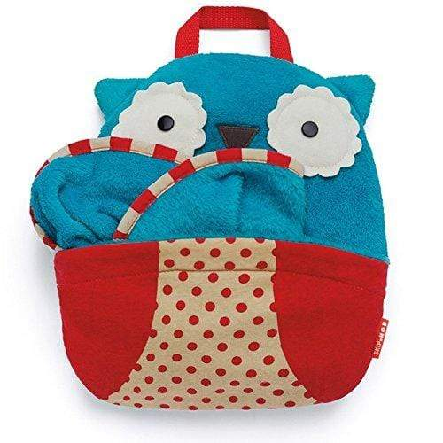 Skip Hop Zoo Convertible Travel Blanket - Owl