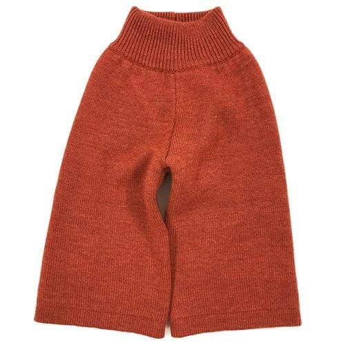 Sloomb Knit Wool Longies - Cinnamon
