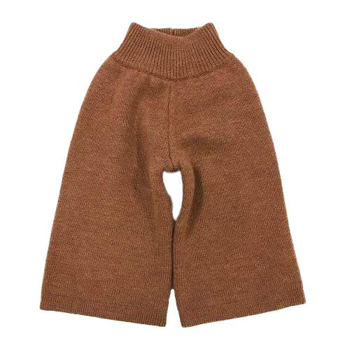 Sloomb Knit Wool Longies - Honeybear