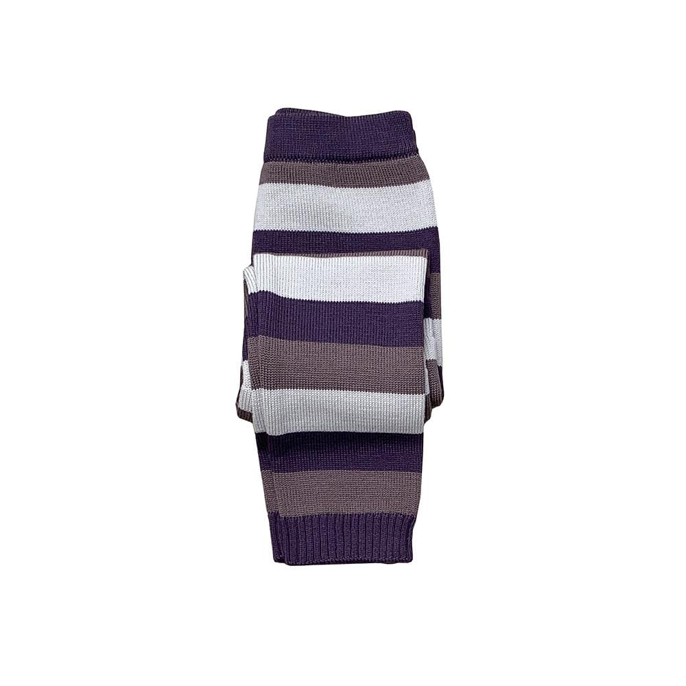 Sloomb Playwoolies - Eggplant Stripe