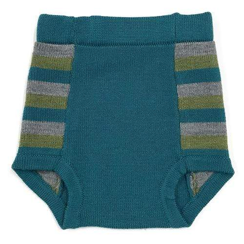 Sloomb Washable Double Layer Knit Underwoolies - Hebrides