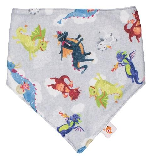 Smart Bottoms Bandana Bib - Dragon Dreams