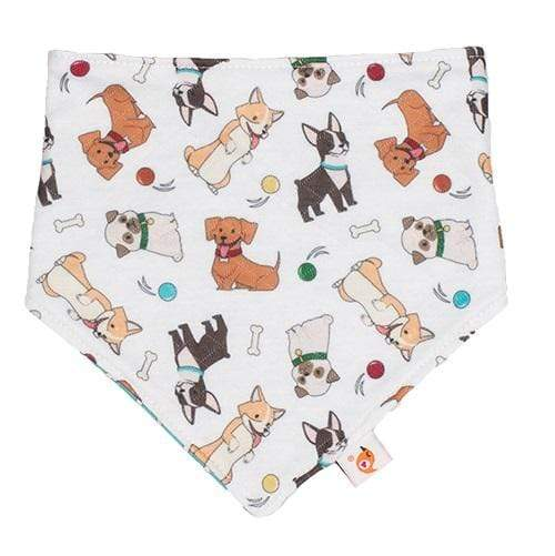 Smart Bottoms Bandana Bib - Fido