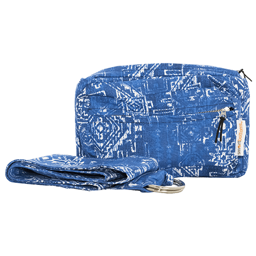 Smart Bottoms Bandicoot Bag - Cobalt