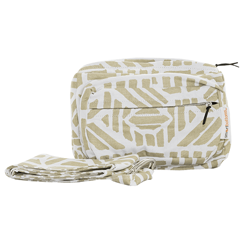 Smart Bottoms Bandicoot Bag - Ribble Gold