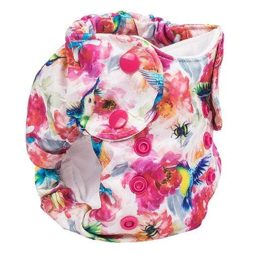 Smart Bottoms Born Smart 2.0 Newborn Cloth Diaper - Shimmer Newborn
