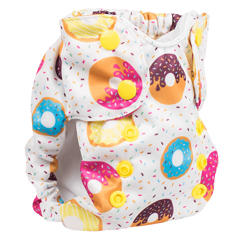 Smart Bottoms Born Smart 2.0 Newborn Cloth Diaper - Sprinkles Newborn