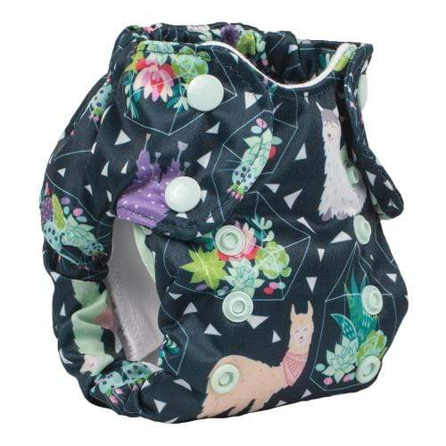 Smart Bottoms Born Smart 2.0 Newborn Cloth Diaper - Tina Newborn