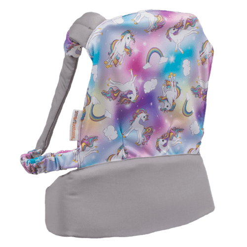 Smart Bottoms Doll Carrier - Chasing Rainbows
