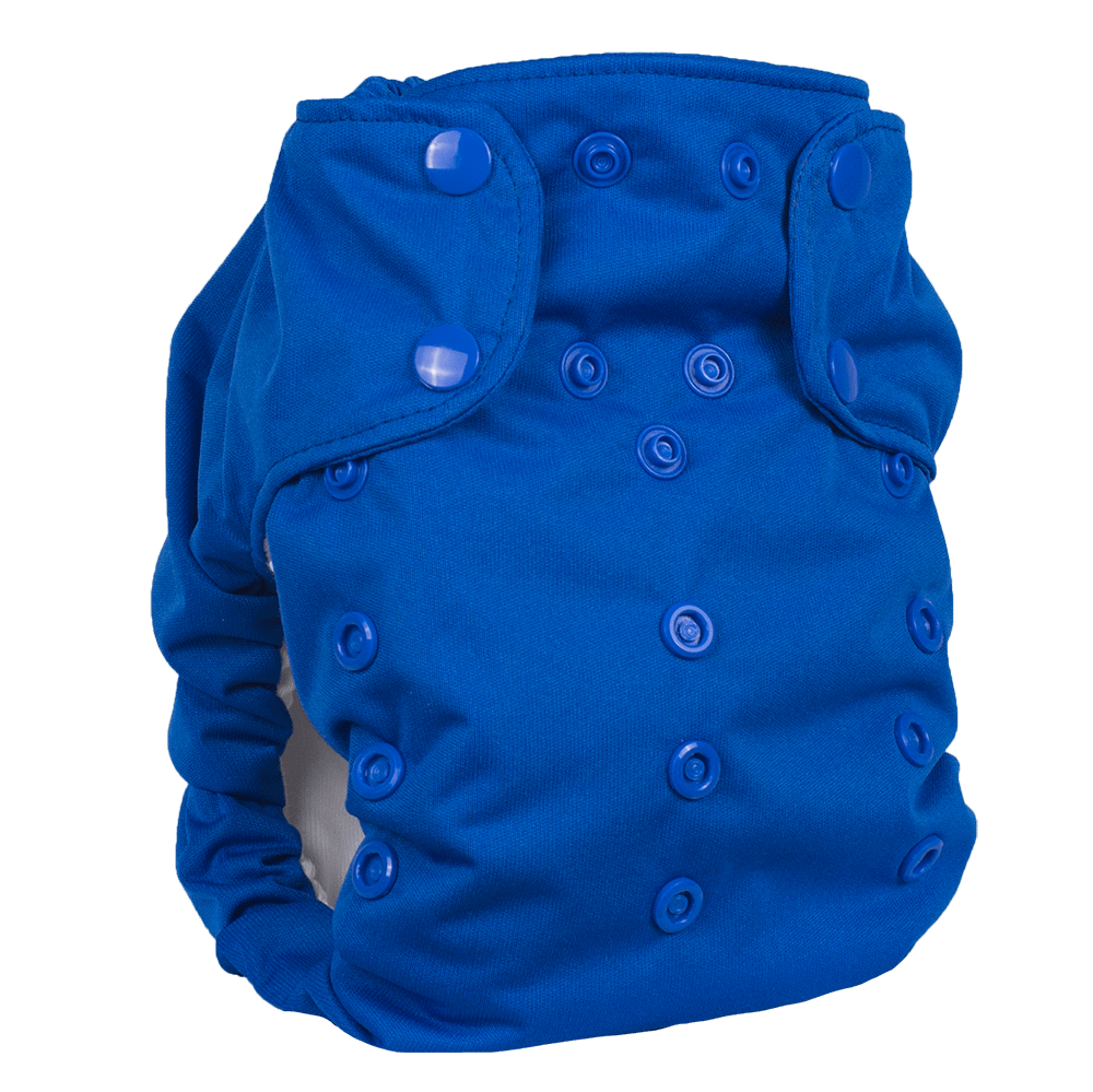 Smart Bottoms Dream Diaper 2.0 - Basic Blue