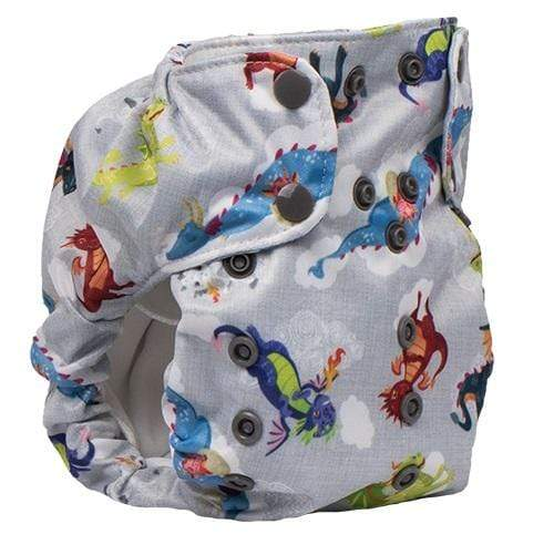 Smart Bottoms Dream Diaper 2.0 - Dragon Dreams