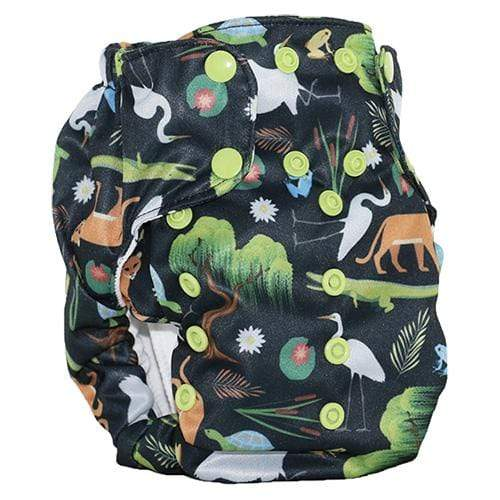 Smart Bottoms Dream Diaper 2.0 - Everglades