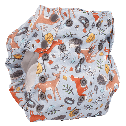 Smart Bottoms Dream Diaper 2.0 - Forest Friends