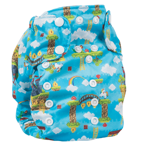 Smart Bottoms Dream Diaper 2.0 - Gamer