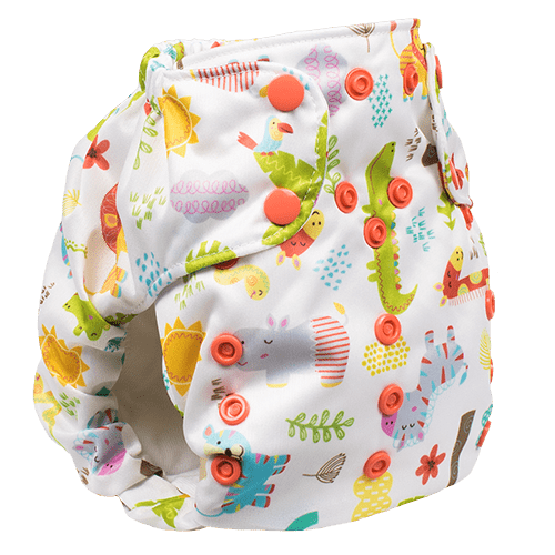 Smart Bottoms Dream Diaper 2.0 - Wild About You