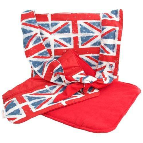 Smart Bottoms Haversack - Union Jack