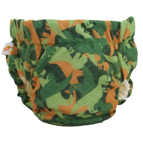 Smart Bottoms Lil' Trainer Potty Training - Camo Dino